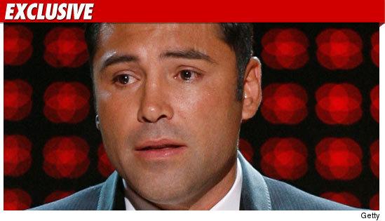 Оскар Де Ла Хойя начал лечение от наркозависимости (1)