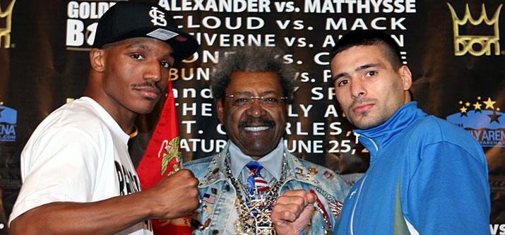 Большое боксерское шоу в США (1)