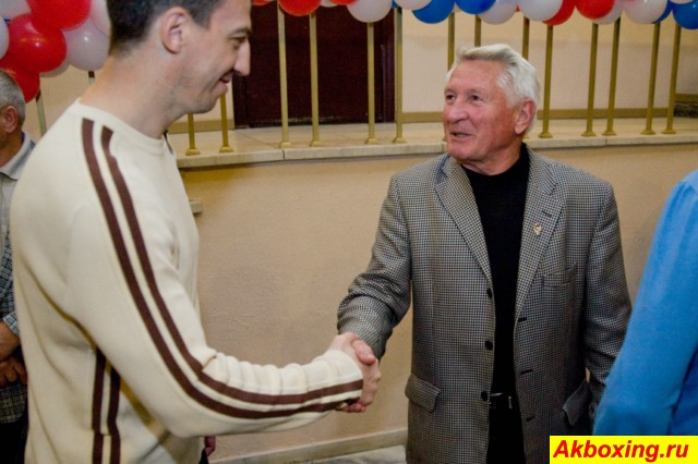 Олег Григорьев - классик советского бокса (1)