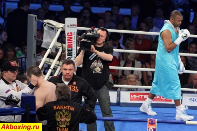 Константин Цзю принят в Зал Славы бокса (2)
