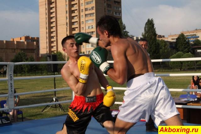 Профессиональный бокс в Климовске. Результаты. (4)