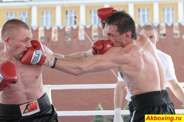 Скандал вокруг бокса на Красной площади? (1)