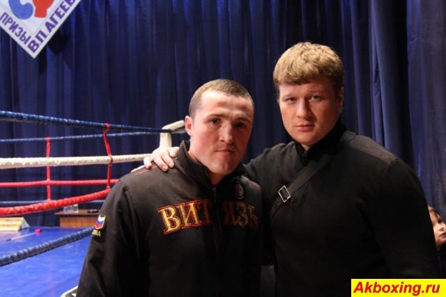 Александр Поветкин и Руслан Чагаев встретятся 27 августа в Германии! (1)