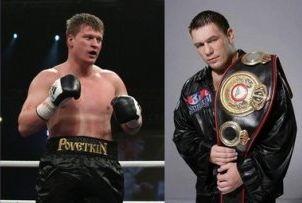 Подписан контракт на бой Поветкин - Чагаев (1)