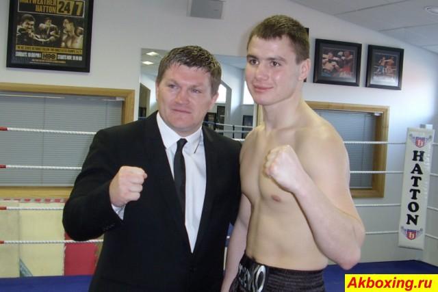 Сергей Рабченко побеждает нокаутом на второй минуте боя (1)