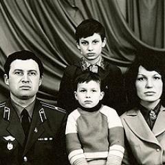 Скончался отец братьев Кличко (1)