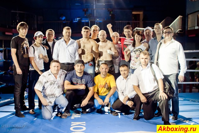 Итоги суперфинала по боксу в Тюмени! (1)