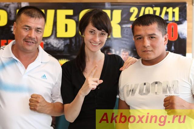 """""""Суперкубок"""" по боксу в Тюмени! Пресс - конференция (видео) (1)"""