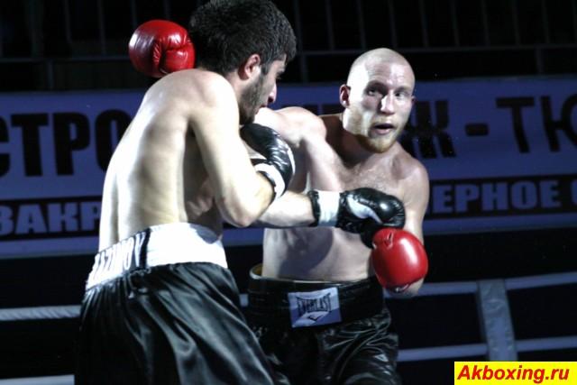 Суперфинал по боксу в Тюмени! (видео) (1)