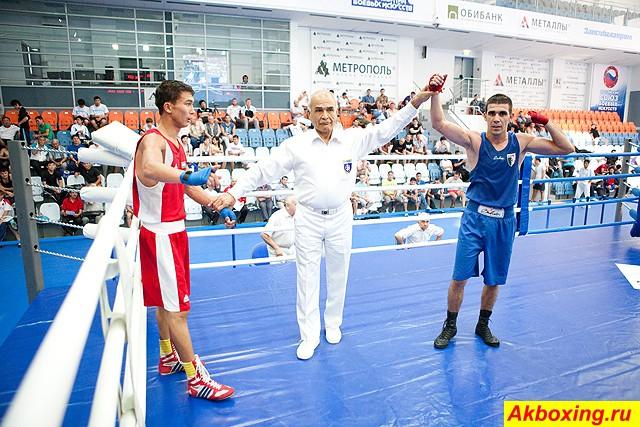 Боксерский турнир имени Валерия Попенченко (1)