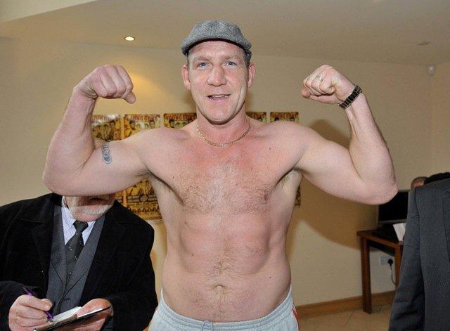 Мартин Роган хочет драться с Тайсоном Фьюри (1)