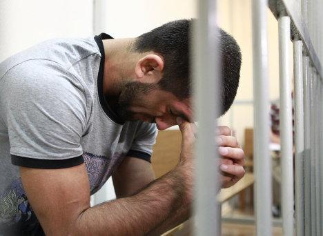 Расул Мирзаев останется под стражей до 17 октября (Видео) (1)