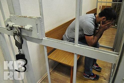 Арест Расула Мирзаева продлили на 72 часа (2)