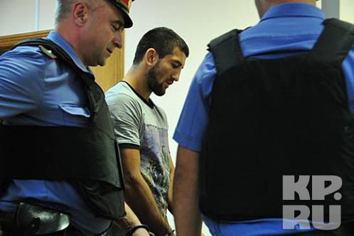 Арест Расула Мирзаева продлили на 72 часа (1)