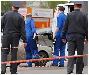 В Волгограде убит зампред местной федерации бокса (1)