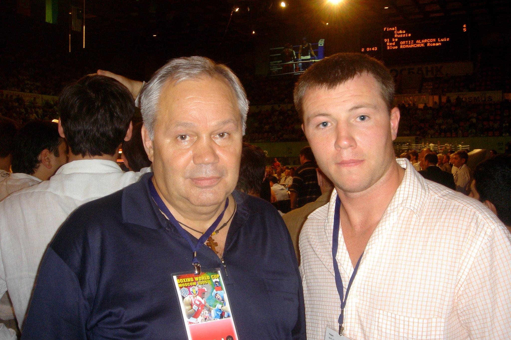 Akboxing.ru представляет: чемпион Мира Андрей Гоголев! (1)