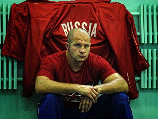 Федор Емельяненко уволен из Strikeforce  (1)