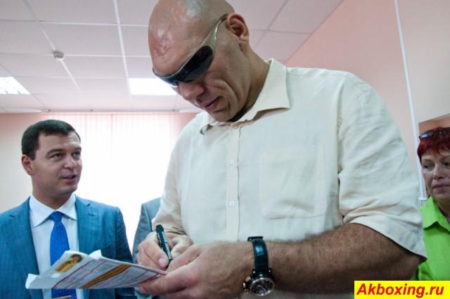 Николай Валуев рассмотрит возможность нового выхода на ринг (1)