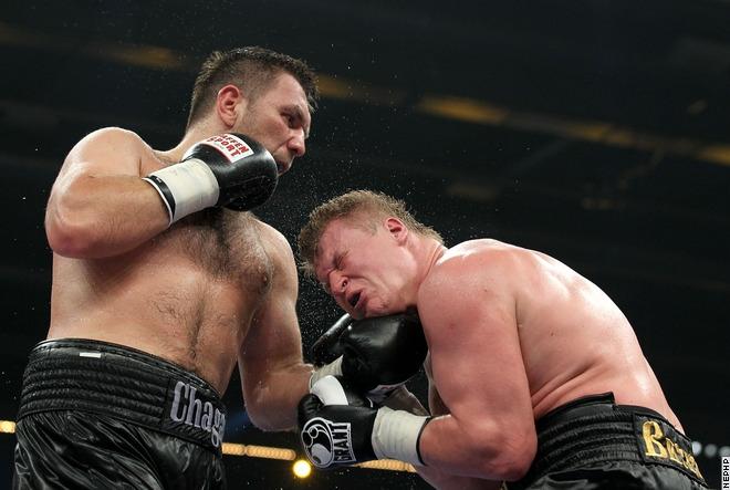 Денис Лебедев: В шестом раунде дрогнуло сердце (1)