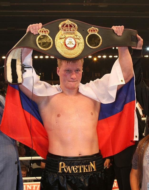 Денис Лебедев: В шестом раунде дрогнуло сердце (2)