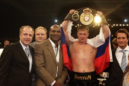 Как Поветкин победил Чагаева... (1)