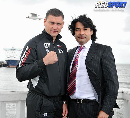 Алексеев может провести бой с Хуком уже 22 октября (1)