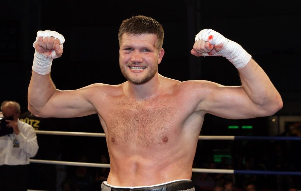 Александр Димитренко: Я выйду на ринг против Кличко хоть завтра! (1)