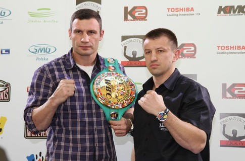 На бой Кличко - Адамек продано 41 тысяча билетов (1)