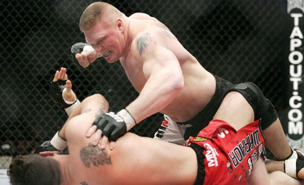 Брок Леснар возвращается в UFC (1)