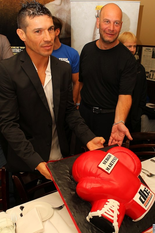Серхио Мартинес - изгой в мире бокса (1)