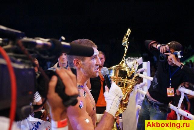 Дмитрий Пирог: Лечу в США на бой Мартинеса (1)
