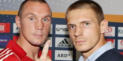 Себастьян Сильвестр и Гжегож Прокса уверены в своей победе (2)