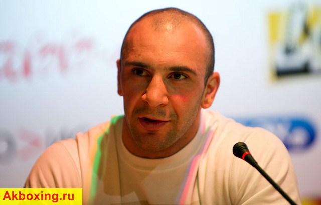Затишье перед бурей: Геннадий Мартиросян - Дмитрий Пирог (1)