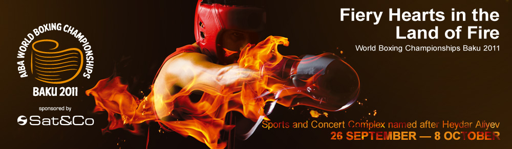 Сегодня в Баку стартует чемпионат Мира по боксу (1)