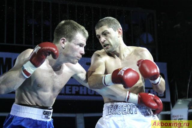 Хабиб Аллахвердиев vs. Нейт Кэмпбелл (1)