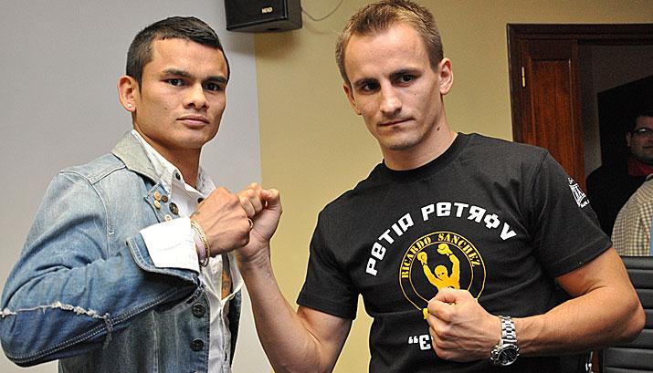 Петр Петров сразится с Маркосом Майданой 23 сентября (1)