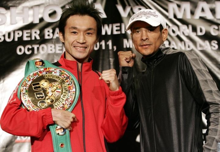 Серхио Мартинес - изгой в мире бокса (2)