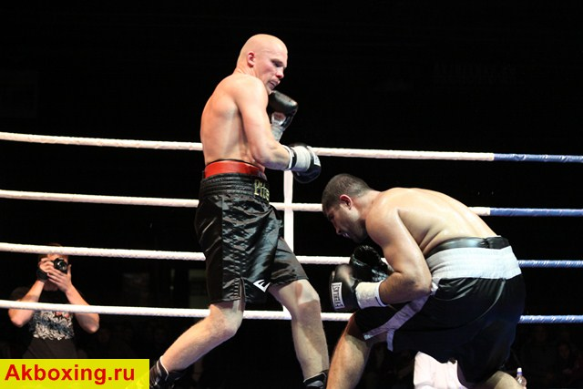 Карен Аветисян - Константин Питернов II (видео) (2)