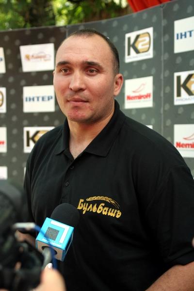 Александр Устинов: Было бы круто выйти против Кличко... (1)