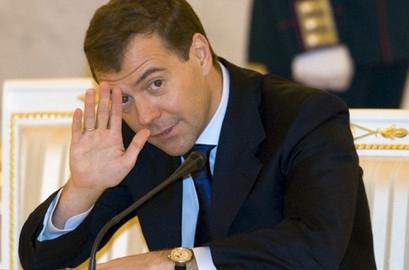 Мишу Алояна поздравил президент России Дмитрий Медведев  (1)