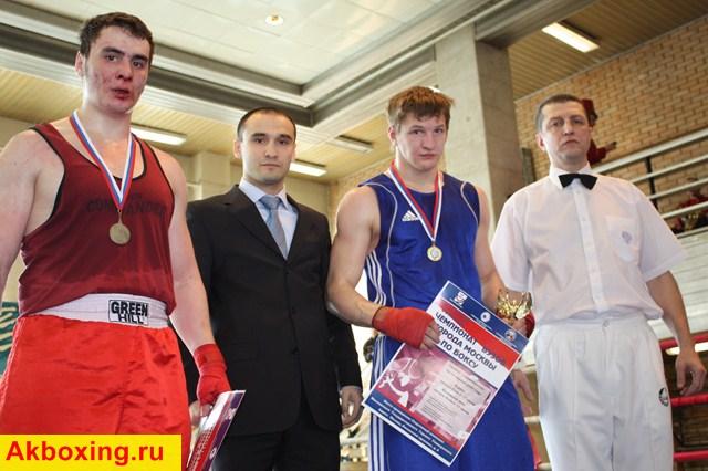 Тимур Гайдалов: И в шлемах можно показывать зрелищный бокс! (2)