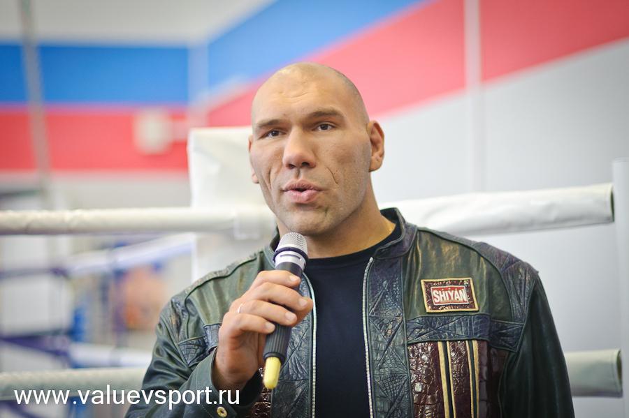 Николай Валуев стал золотодобытчиком (1)