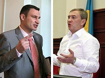 На Кличко подали в суд (1)