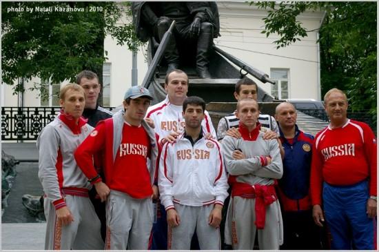 Выступление нашей Сборной на чемпионате мира в Баку (1)