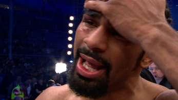 Дэвид Хэй уходит из бокса (1)