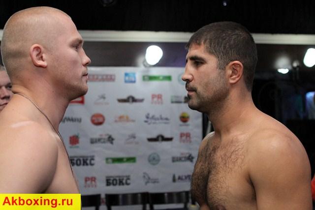Профессиональный бокс в Барнауле (1)