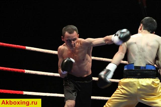 Профессиональный бокс в Барнауле (2)