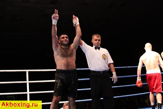 Профессиональный бокс в Барнауле (4)