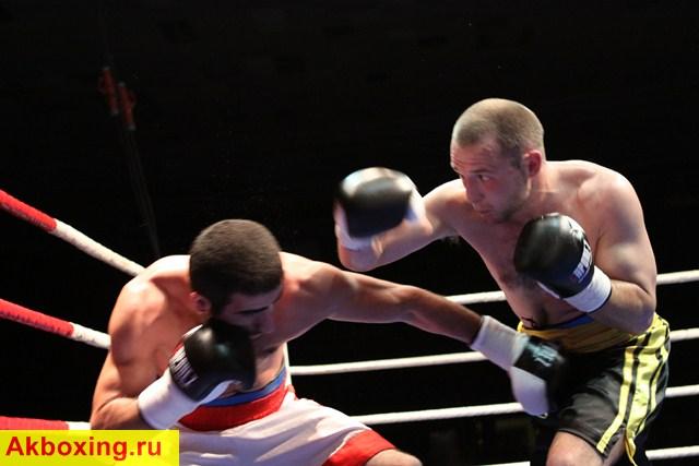 Профессиональный бокс в Барнауле (5)