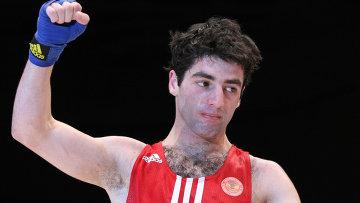 Миша Алоян- чемпион Мира! (1)